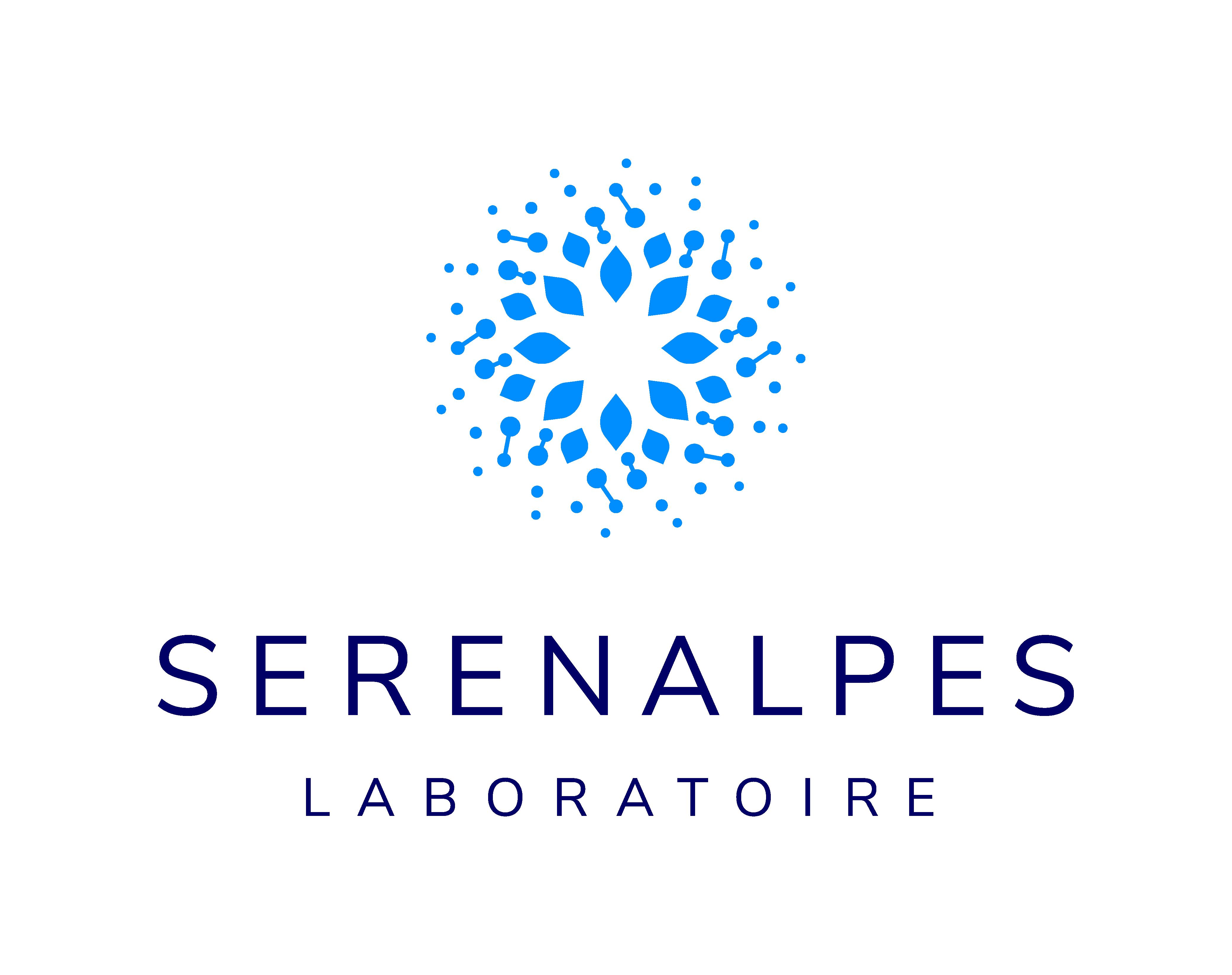 Serenalpes - Laboratoire - SerenAlpes logo RGB Copie 1