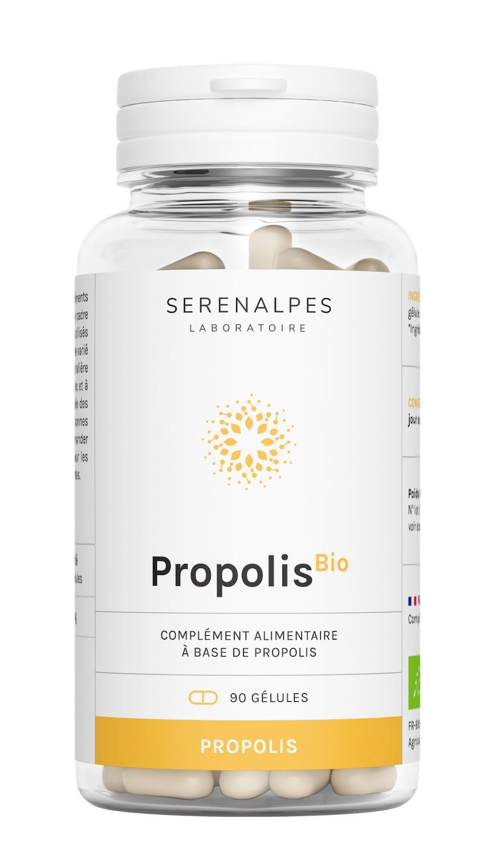 Serenalpes - Laboratoire - POL produits